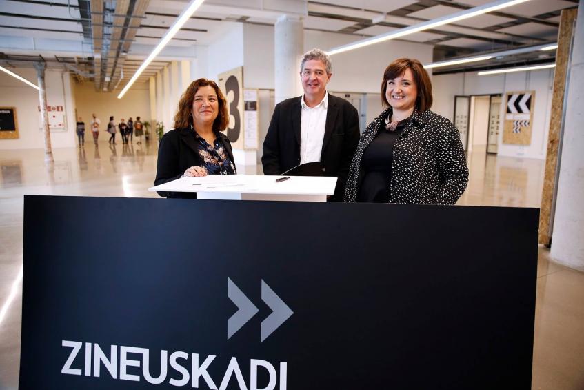 Acuerdo EZAE Zineuskadi