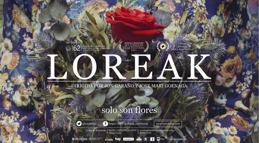 Loreak filma