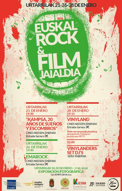 Festival de Euskal Rock Film