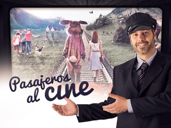 Ezae promocion 'Pasajeros al cine'