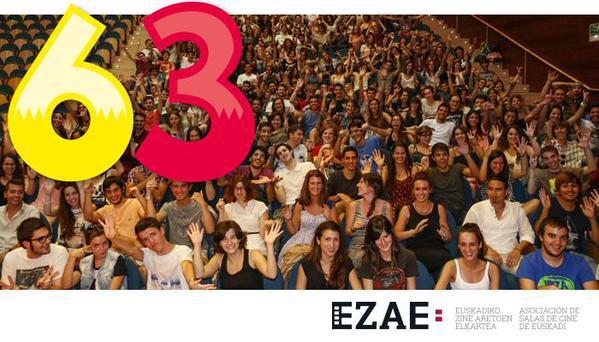 EZAE patrocina el Premio de la Juventud del Zinemaldia