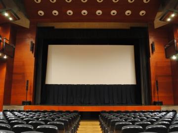 Imagen de la pantalla de una de las salas